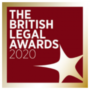 British Legal Awards chambers of the year shortlist